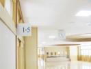 山形市立第五中学校 内部