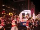 山形銀行 花笠祭り用山車